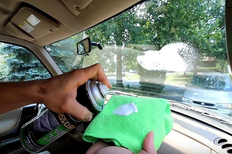 Способы избавления от конденсата на стекле автомобиля: популярные методы, профилактика запотевания