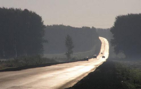 трасса М5, дорога м5