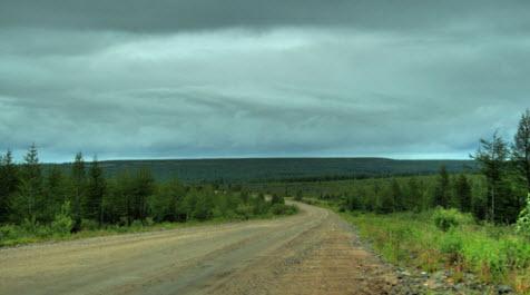 Трасса М56 «Лена», от Невера до Якутска и  трасса М-56 «Колыма», от Якутска до Магадана