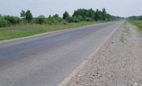 Трасса М60, Хабаровск Владивосток