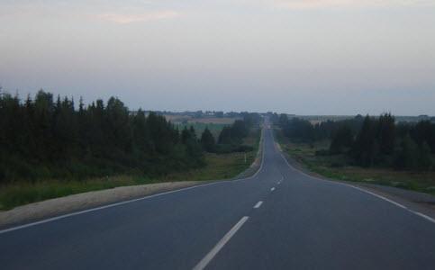 Трасса А119 вятка, дорога Чебоксары сыктывкар, трасса а 119