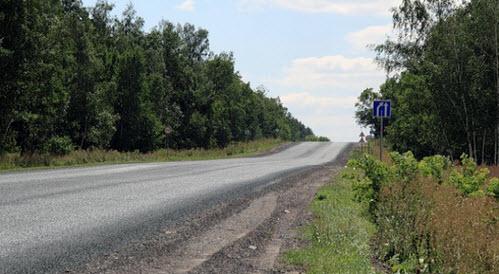 Трасса А151, дорога А151, маршрут Цивильск Ульяновск