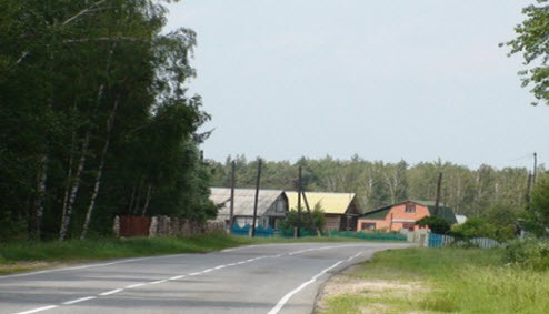 Трасса Р-123, дорога Р123 Спас-клепики - рязань