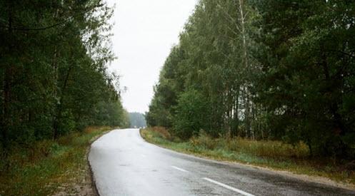 Трасса Р123 маршрут Спас-Клепики Рязань