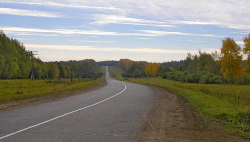 Трасса Р38, маршрут Гатчина — Ополье