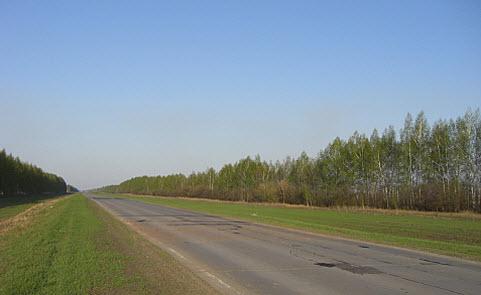 трасса р 119, дорога орел тамбов через ливны липецк елец