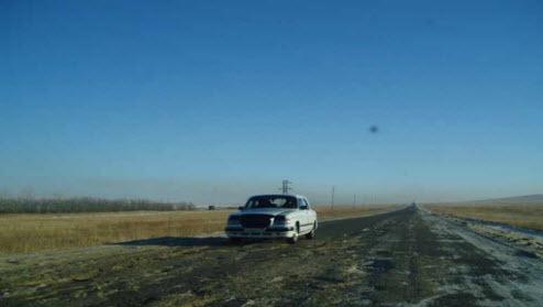 Трасса А166, маршрут Чита — Забайкальск