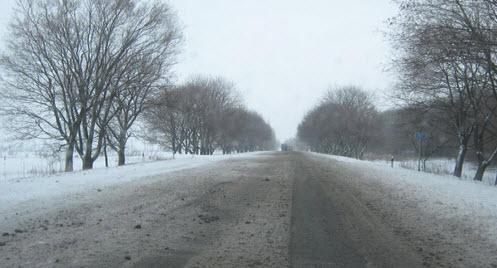 Трасса Р126, маршрут рязань тамбов