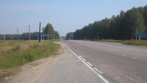 Трасса А112, маршрут  Тверь — Ржев