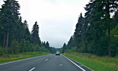 Трасса А103, маршрут Москва — Черноголовка