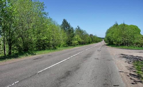Трасса А123, маршрут Зеленогорск Выборг