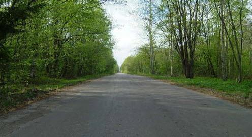 Трасса А127, маршрут Зверево - граница с Финляндией