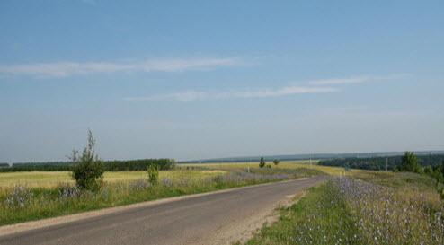 Трасса А143, маршрут Тамбов - Шацк