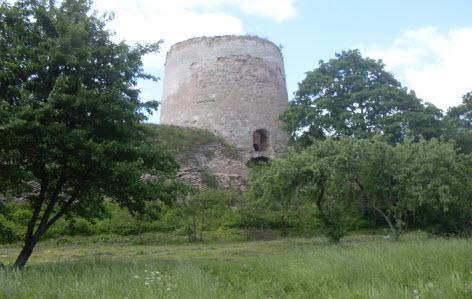 Башня Вышка, Изборск трасса М20
