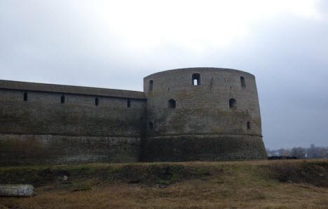 Башня Головина, Шлиссельбург достопримечательности трассы М18