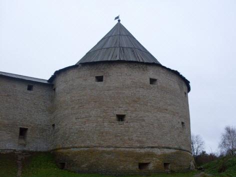 Климентовская башня, достопримечательности трассы М18