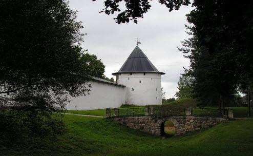 Свято-Успенский Псково-Печерский мужской монастырь. Трасса М20 отчет о поездке
