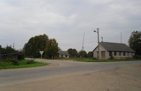Трасса Р50, Молвотицы