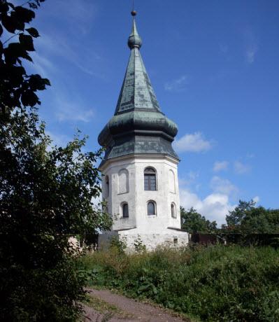 Башня ратуши, выборг достопримечательности трассы М10