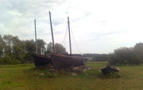 Лодки, Витославицы, трасса М10