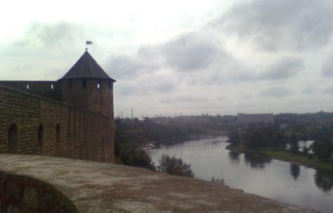 Провиантская башня, достопримечательности трассы М11
