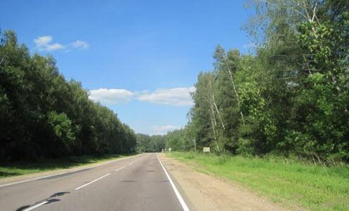 Трасса А108, дорога А108, Московское большое кольцо