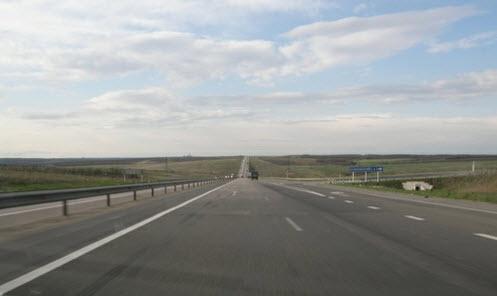 Трасса М4 Дон, как доехать до Евпатории