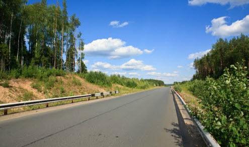 Трасса Р2, дорога Р2 в Карелии