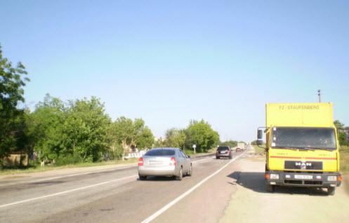 Трасса Р25, Симферополь -Евпатория, как доехать до Евпатории