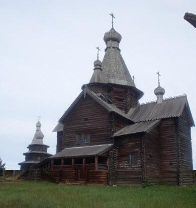 Церковь Рождества Богородицы, достопримечательности трассы М10