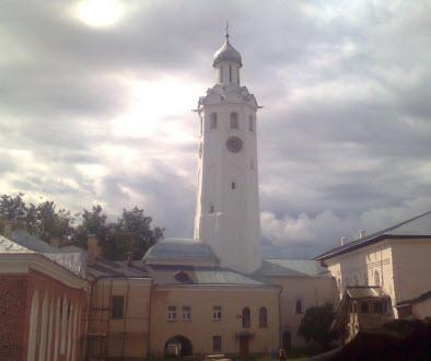 Часовня 14 века, Новгород, достопримечательности трассы М10