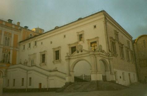 Грановитая палата, достопримечательности Москвы