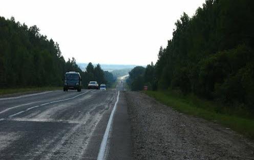 Дорога Р158, трасса Р158