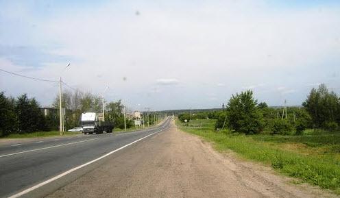 Трасса М2, Симферопольское шоссе, дорога М2