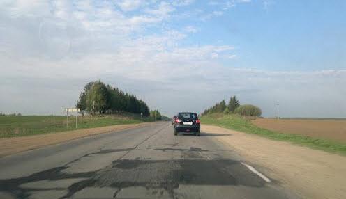 Трасса М3, дорога М3