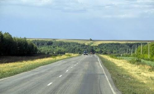 Трасса Р228 в Самарской области, Сызрань - Балаково