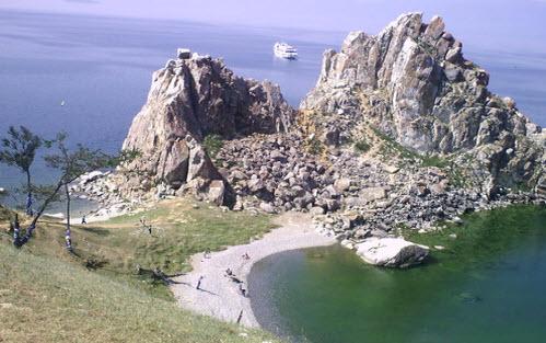 Байкал, маршрут Красноярск Байкал