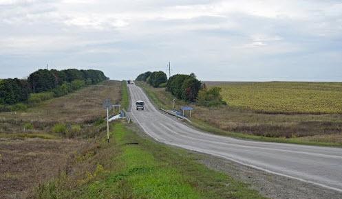 Дорога Р-178, трасса Р178