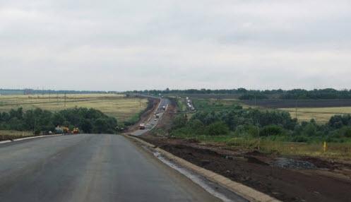 Дорога Р224, трасса Р224, бузулукский район