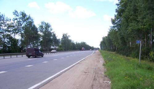 Дорога М7, как доехать до Новгорода