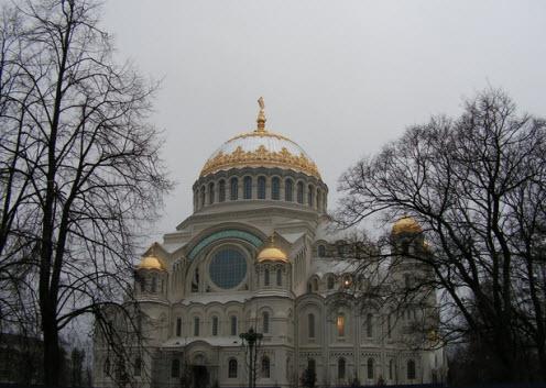 Морской собор, Кронштадт достопримечательности трассы М10