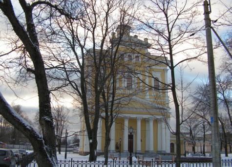 Музей истории Кронштадта, трасса М10