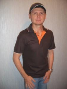 Основатель компании Тандем Трэк Эдуард Катасонов