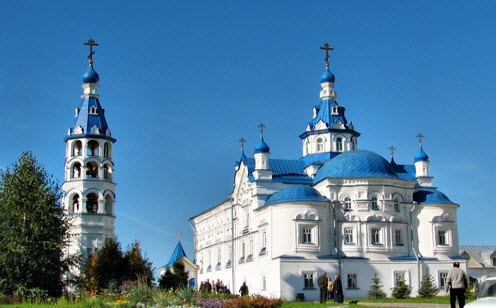 Свято-Успенский Зилантов монастырь, казань, трасса р241