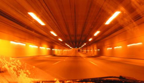 Тоннель под Финским заливом, дорога в Кронштадт