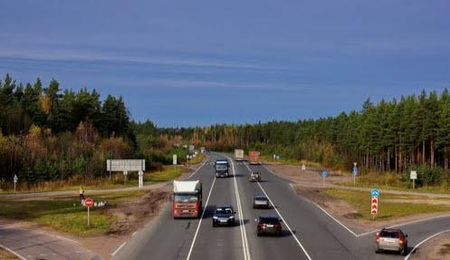Трасса М10 скандинавия, как доехать до Петербурга