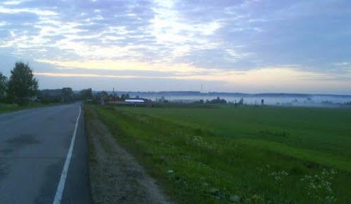 Трасса Р159, как доехать до Нижнего Новгорода
