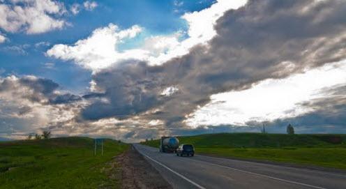 Трасса Р226, как доехать до Самары