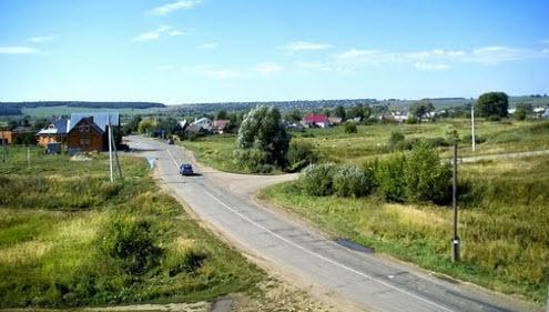 Трасса Р242, как доехать до Казани