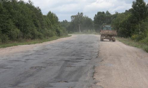 Трасса Р47, как доехать до Новгорода